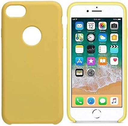 CABLEPELADO Funda Silicona iPhone Agujero Logo Textura Suave ...
