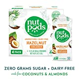 nutpods Hazelnut Dairy-Free Creamer (4-pack) Unsweetened Whole30/Paleo/Keto/Vegan Larger Image