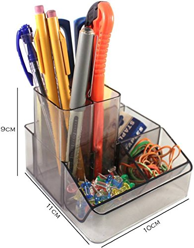 Vmp Pen Holder Tabel Stand Pen Stand Office Table Organizer 101