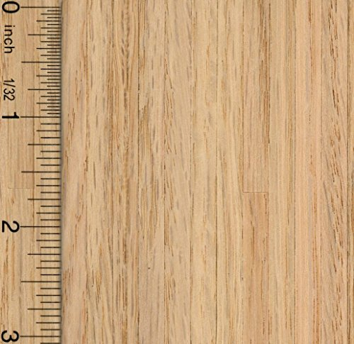 Dollhouse Miniature Red Oak Wood Flooring by Houseworks