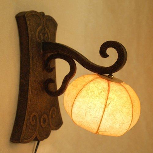 de Aplique Papel Pared Pantalla Tradicional asiático lámpara SzpGqMVU