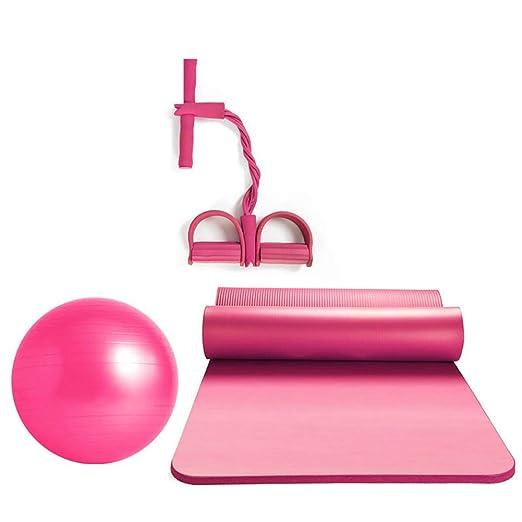 YCLOTH Kit para Principiantes de Yoga, Esterilla de ...