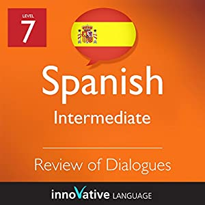 Review of Intermediate Dialogues (Spanish) Audiobook
