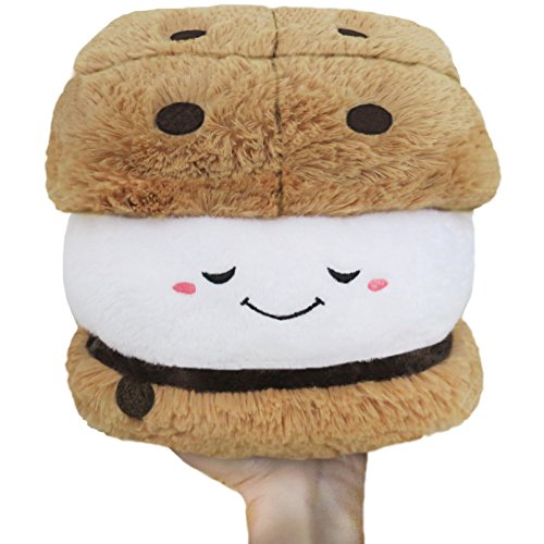 Mini Smore Squishable made our list of cool gadgets for our 10 Campfire Smores Recipes Smore Variations That Will Make Your Mouth Water