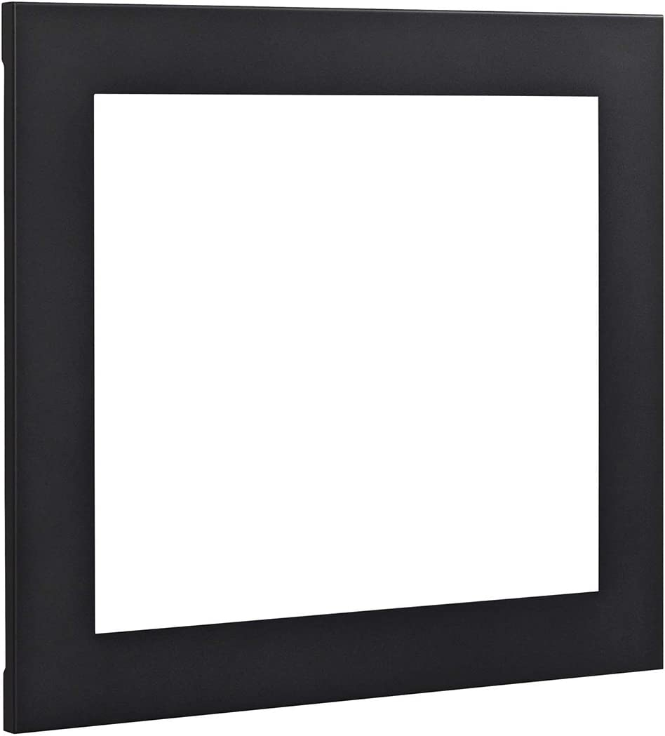 """ClassicFlame BBKIT-23 23"""" Flush-Mount Trim Kit for use with In-Wall Electric Fireplace Insert"""