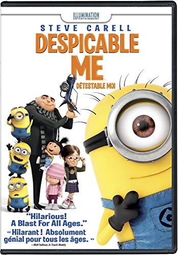 Despicable Me (Single-Disc Edition) -