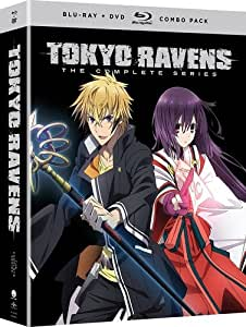 Tokyo Ravens:The Complete Series [Blu-ray]