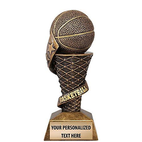 Crown Awards Basketball Trophy | 5 1/2
