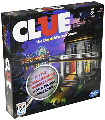 Hasbro Clue Board Game, 2013 Edition (Pack of 2) [Misc] -