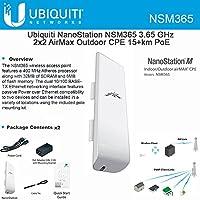Ubiquiti Networks Nsm365nanostation365 Mimo Cpe,Airmax
