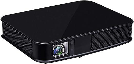 MXQH Proyector casero, proyector de la película, proyector Video ...