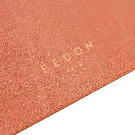 Nero Arancione Fedon 1919 UO1930020//N Sottomano per scrivania Classica