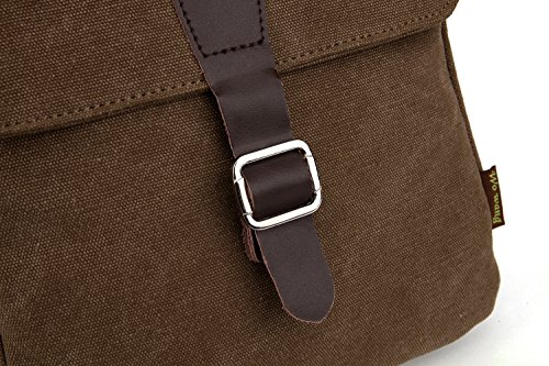 Genda 2Archer Piccolo Borsa messenger Mini Tablet e Ipad Tela Borsa Crossbody