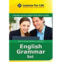 Lessons For Life - ENGLISH GRAMMAR SET (USB Stick)
