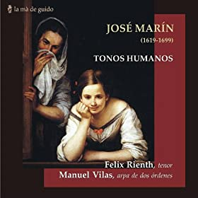 Amazon.com: Tonos Humanos: Felix Rienth, Manuel VIlas José Marín