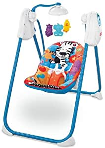 Fisher-Price Fold 'n Stow Swing, Adorable Animals (Discontinued by Manufacturer)