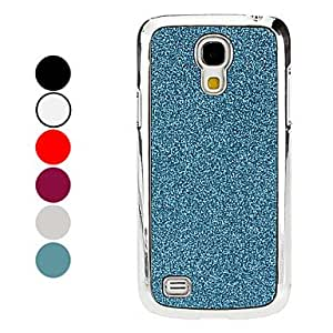 Bling Surface Hard Case for Samsung Galaxy S4 mini I9190 (Assorted Colors) --- COLOR:Black