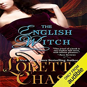 The English Witch (Trevelyan Family, Book 2)