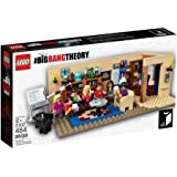 LEGO Ideas The Big Bang Theory Made of Plastic