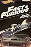 HOT WHEELS FAST AND FURIOUS LIMITED EDITION 4/8 GRAY '70 CHEVELLE SS DIE-CAST NEW 2017/16 RELEASE
