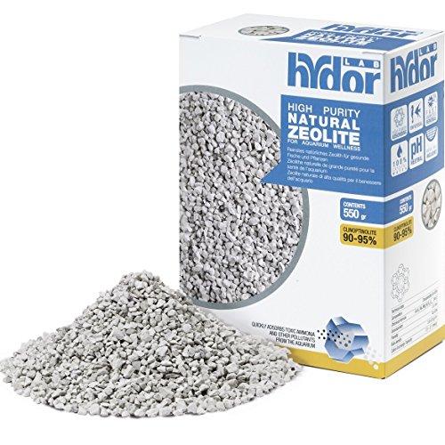 (Hydor Professional External Canister Filter Media, Zeolite)