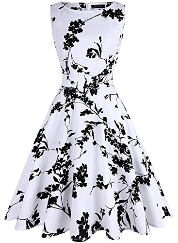 Black White Prom Dresses - 5