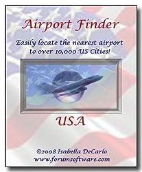 Airport Finder - USA