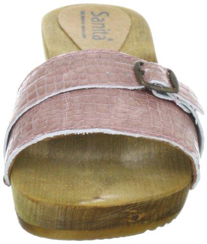 Wood rosa Sandal Donna Sandali 65 457543 grace rose Sanita 65 Rosa qHdBq