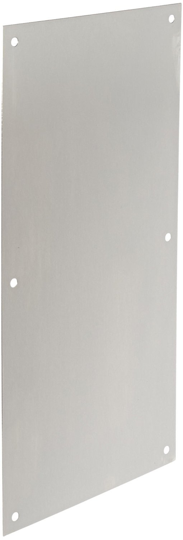16 x 6 Stainless Door Push Plate