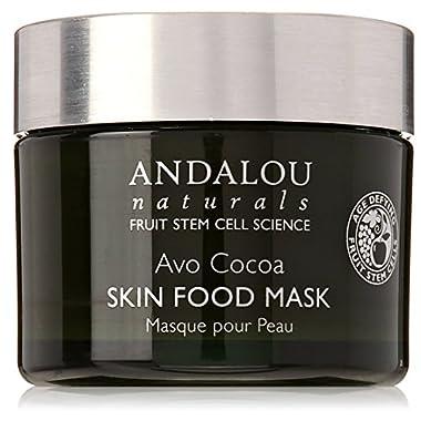 Andalou Naturals Skin Food Mask, Avo Cocoa, 1.7 Ounce