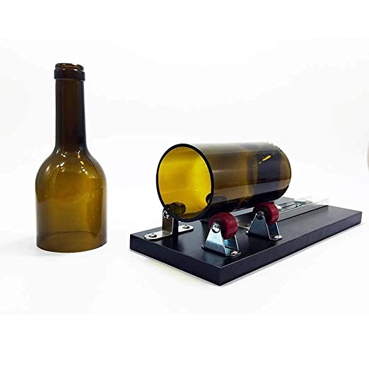 Máquina De Corte De Botellas De Vidrio Máquina De Corte De ...