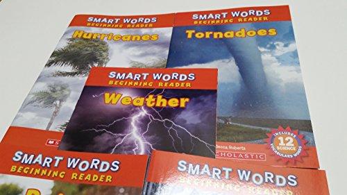 Smart Words Beginning Reader Pack Wild Weather