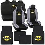 Batman Car Seat Cover Set with Floor Mats by BDK