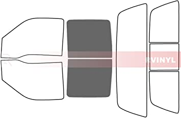 - Complete Kit 4 Door Rtint Window Tint Kit for Ford F-250 1999-2007 5/%