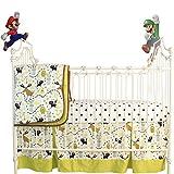 Woodland Animals Baby Bedding 3 pc Set | Boy Baby Bedding
