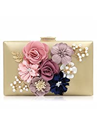 Pajamasea Women Clutch Bag Evening Bags Day Clutches Purses Wedding Bag