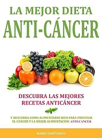 Libro dieta y cancer