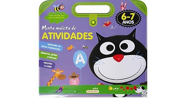 Minha Maleta de Atividades. 6-7 Anos (Portuguese Brazilian) Paperback – 2016