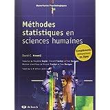 Methodes statistiques sc.h.2/e (howell)