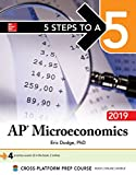img - for 5 Steps to a 5: AP Microeconomics 2019 book / textbook / text book