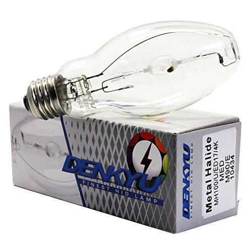 MH100/U/4K/ED17 100W Metal Halide Lamp MED M90/E Bulb (Kelvin Metal Halide Lamp)