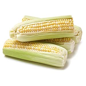 Bi-color or White Corn, 4 ct Tray Pack
