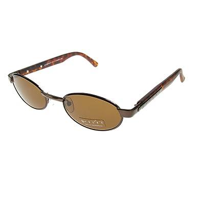 SISLEY Jahrgang Retro Konstrukteur Mode Sonnenbrille mit Etui UV400 (433 430) NOfiKoUAb