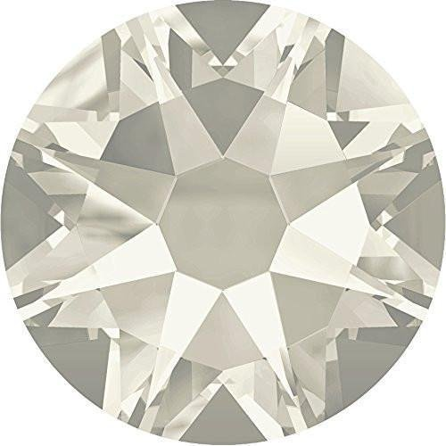 - 2000, 2058 & 2088 Swarovski Nail Art Gems Crystal Silver Shade | SS3 (1.4mm) - Pack of 100 | Small & Wholesale Packs