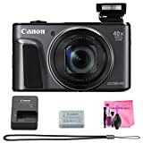 Best Compact Zoom Cameras - Canon PowerShot SX720 HS (Black), Premium Camera Works Review