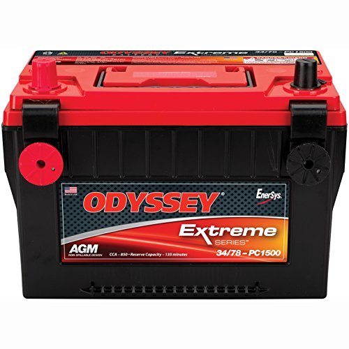 Odyssey 34/78-PC1500DT Automotive and LTV Battery
