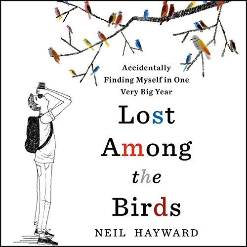 Lost Among the Birds: Accidentally Finding Myself in One Very Big Year cover