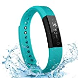 LETSCOM Fitness Tracker, Activity Track with Step Counter, Calorie Counter, Sleep Monitor, IP67 Waterproof, Smart Pedometer Watch for Kids Women and Men