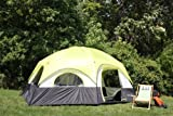 Tahoe Gear Coronado 12 Person Dome Family Cabin Tent, Outdoor Stuffs