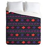 Deny Designs Zoe Wodarz Warm Southwest Duvet Cover, King